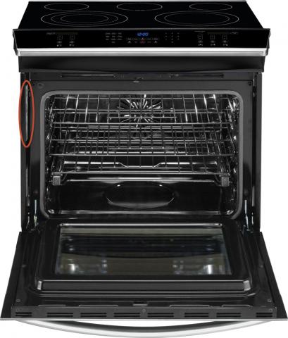 Find Frigidaire Slide-In Electric Range service manual by ... on