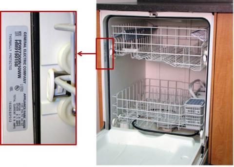 Find Ge Dishwasher Service Manual By Model Number